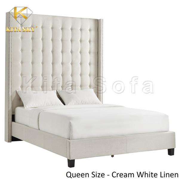 Giường ngủ đẹp, tinh tế sẽ cho bạn giấc ngủ dễ chịu