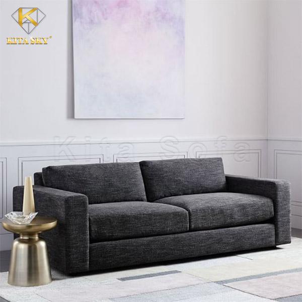 Chọn ghế sofa cho phòng khách nhỏ cần lưu ý đến nơi bạn sẽ mua.