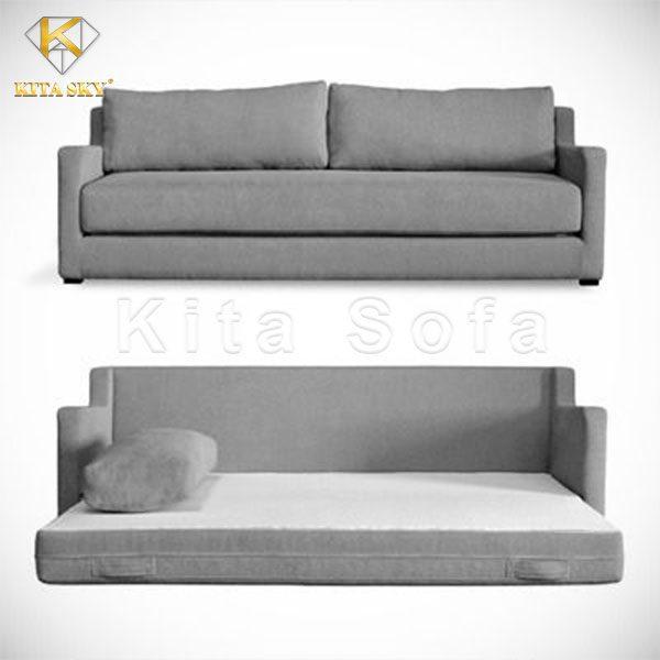 Mẫu ghế giường phòng khách