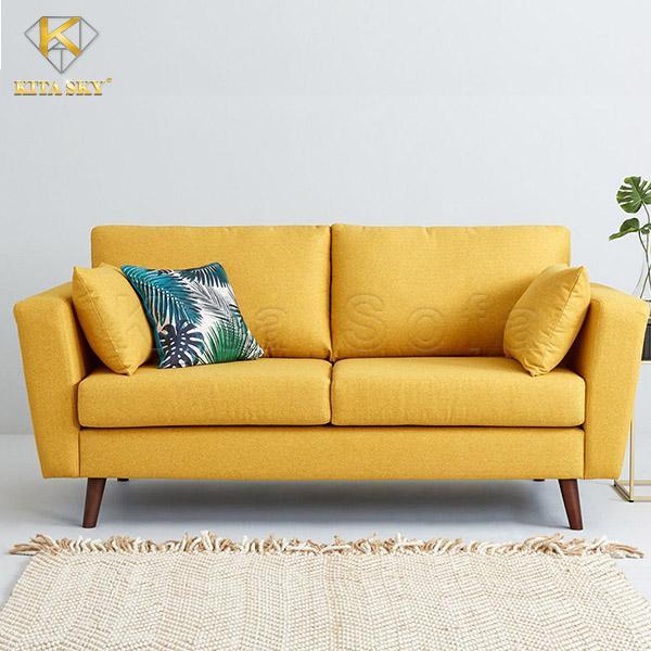 Mẫu ghế sofa cho phòng khách nhỏ hẹp giá rẻ TPHCM hiện đại giúp tiết kiệm diện tích với nhiều công năng nổi trội.