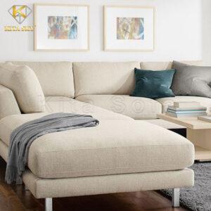 sofa góc phòng khách nhỏ