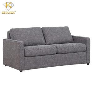 Bộ sofa phòng khách đẹp màu xám là lựa chọn tốt nhất cho các gia đình có con nhỏ.