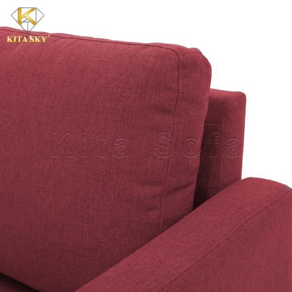 Vải nỉ sofa màu đỏ đô còn được gọi là màu boóc đô (cụ thể là gam màu đỏ của rượu vang bordeaux) rất được yêu thích trong thiết kế quần áo hay nội thất. Không quá chói hay rực rỡ. Đây là gam màu được pha bằng cách dùng màu đỏ tươi (đỏ cờ) pha 1 tí xanh hay tím đem lại cảm giá