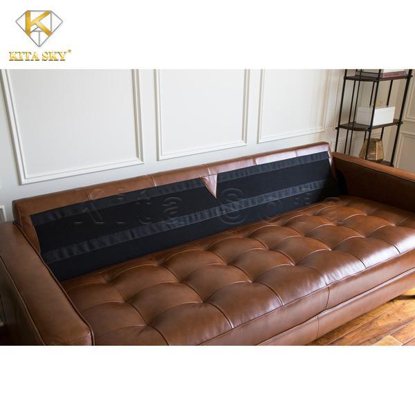 Sofa da thật kiến tạo đẳng cấp