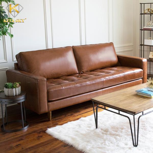 Kita - Mua bán ghế sofa da thật nhập khẩu chính hãng 100%