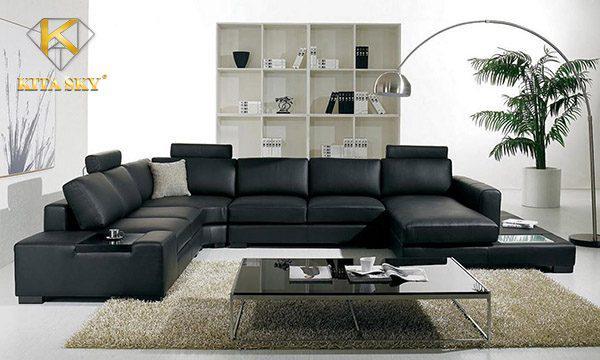 Cách bảo quản sofa da thật, sofa giả da bền đẹp theo bí quyết từ Kita