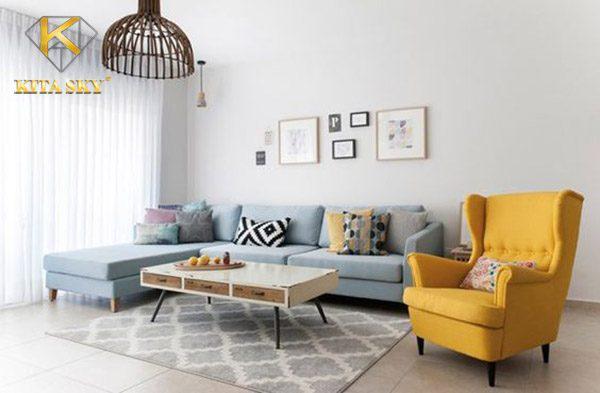 Những cách vệ sinh sofa vải bố, nhung nỉ đơn giản