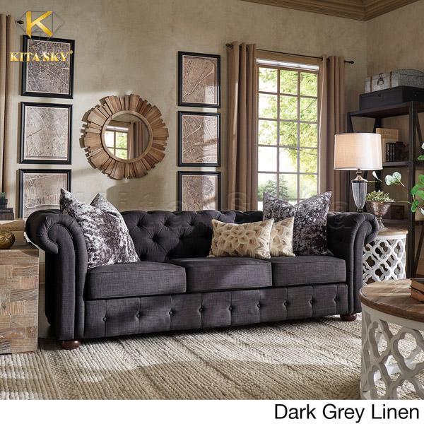 Sofa Vải Bố Lynn cao cấp giá tốt