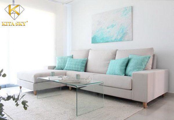 Nên mua sofa da hay nỉ (vải)? Ưu điểm của sofa da và sofa vải