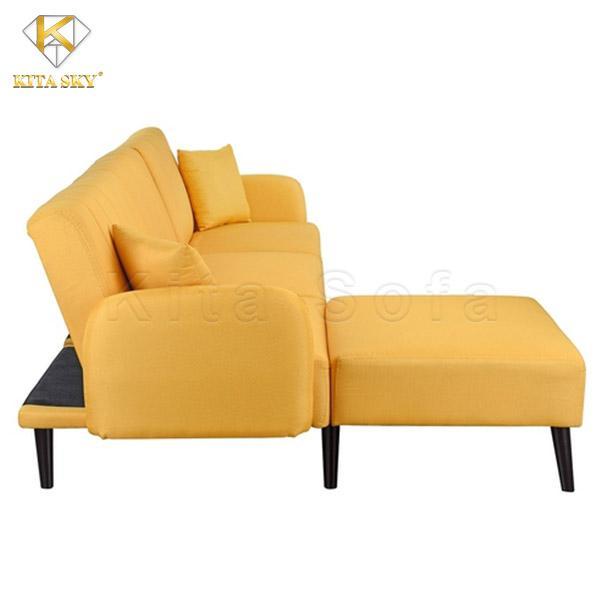 Tham khảo Sofa góc giường đẹp