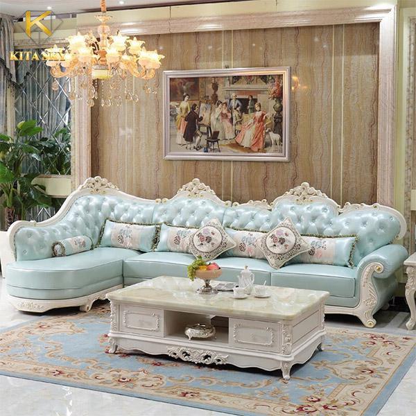 Những lý do bạn nên sở hữu ngay bộ sofa góc nhập khẩu cho gia đình!