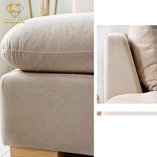 Sofa chung cư Tillian, đơn giản và tinh tế