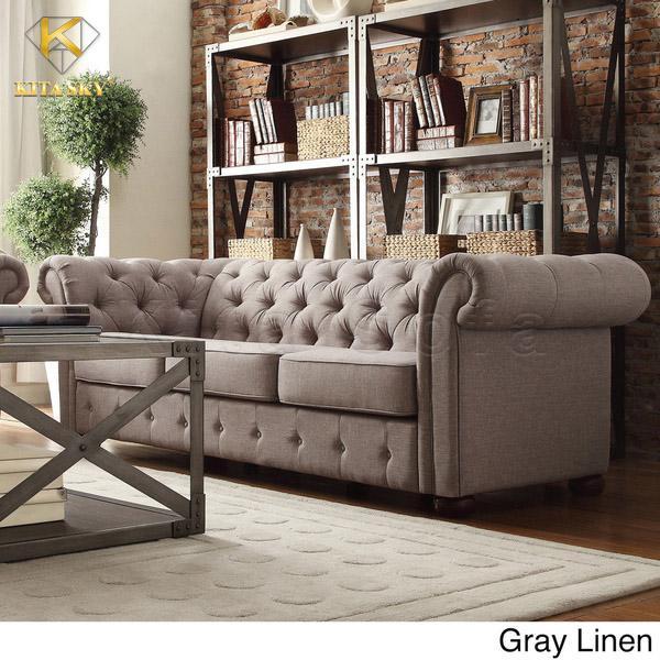 Sofa bố nhập khẩu cực êm ái