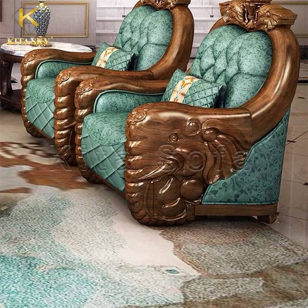 Mẫu ghế da Amelinda mang thiết kế đẳng cấp