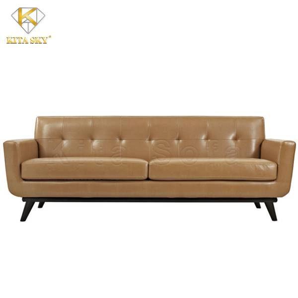 Bàn ghế sofa da Malaysia có độ bền cao và giá thành vừa phải