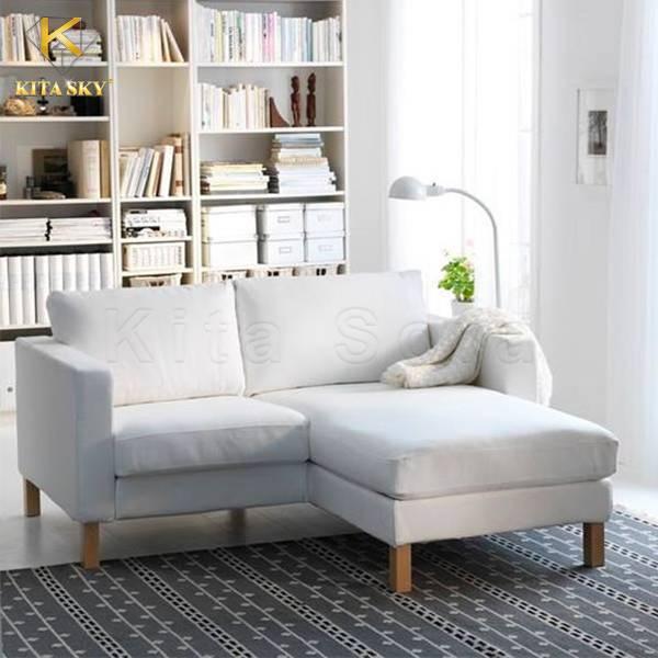 Những không gian phù hợp với nội thất ghế sofa góc nhỏ xinh