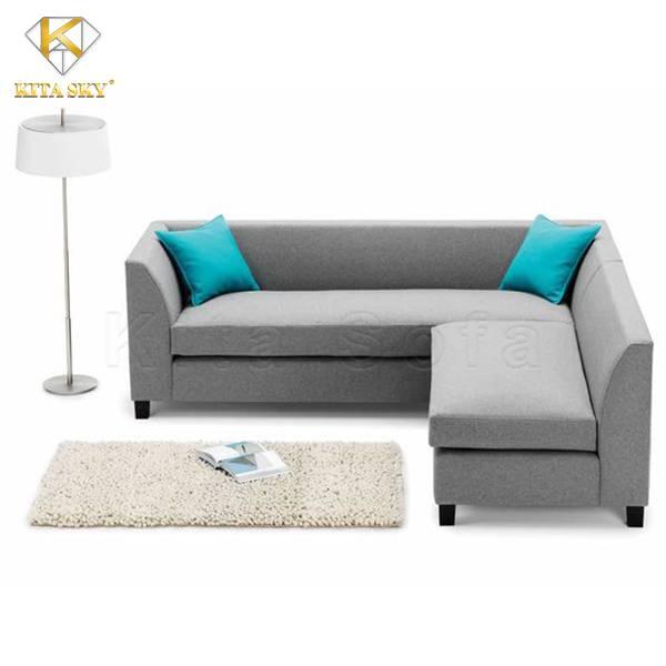 Sofa góc nhỏ rất đa dạng màu sắc