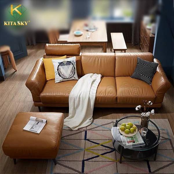 Kita là địa chỉ mua bán sofa da bò nhập khẩu cao cấp uy tín nhất thị trường.