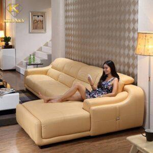 KIta là địa chỉ mua bán sofa da cao cấp phòng khách nhập khẩu uy tín.