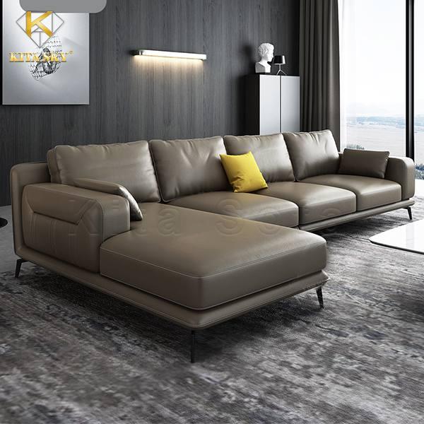 Kita chuyên thiết kế, sản xuất, nhập khẩu, mua bán sofa da phòng khách giá rẻ TPHCM và trên toàn quốc.