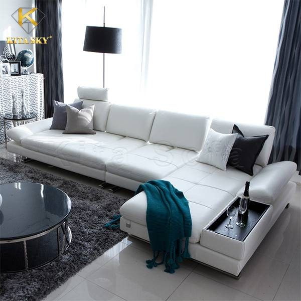 Ghế sofa phòng khách nhập khẩu Beatrix rất được lòng nhiều khách hàng ưa chuộng phong cách đơn giản, hiện đại
