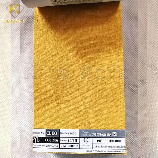 Chất liệu vải canvas ngày càng được sử dụng nhiều hơn trong đời sống hàng ngày
