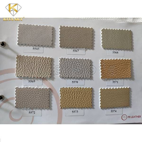 Các loại da ghế với những gam màu ánh bạc hay ánh kim luôn có một sự cuốn hút lớn