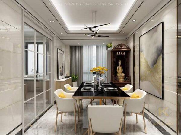 Những điều cần lưu ý khi thiết kế nội thất căn hộ chung cư đẹp