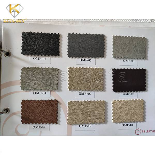 OMF là tập mẫu da bọc sofa đẹp giá rẻ được nhiều khách hàng yêu thích