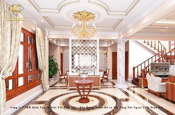 Kita là công ty cho ra nhiều bản vẽ thiết kế nội thất đẹp, ấn tượng cho biệt thự, nhà phố, nhà dân dụng,... được trang hoàng bằng chính các sản phẩm nội thất cao cấp và sang trọng hàng đầu thị trường do chính công ty cung cấp.