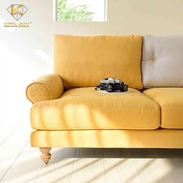 Sofa cho phòng khách 20m2 đẹp – Nội thất trang trí cho nhà ống nhỏ hiện đại