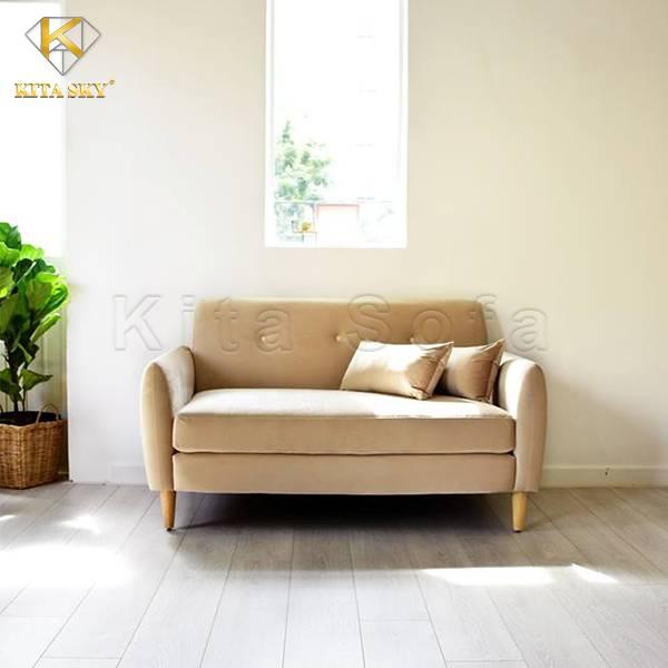 Với những mẫu ghế sofa cho phòng khách diện tích 15m2, việc trang trí phòng khách nhỏ với sofa trở nên đơn giản vô cùng