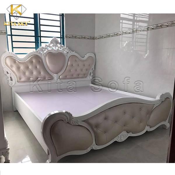 Những lưu ý khi lựa chọn mẫu giường cổ điển sắc nét và sang trọng