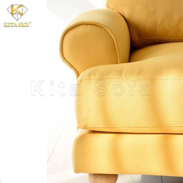 Sofa cho phòng khách Bitly xinh xắn nhưng cực kỳ nhỏ gọn sẽ giúp bạn tiết kiệm tối đa diện tích