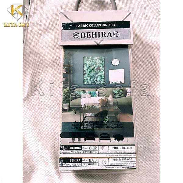 Mẫu Vải Bọc Sofa Behira chính hãng giá tốt nhất tại Kita