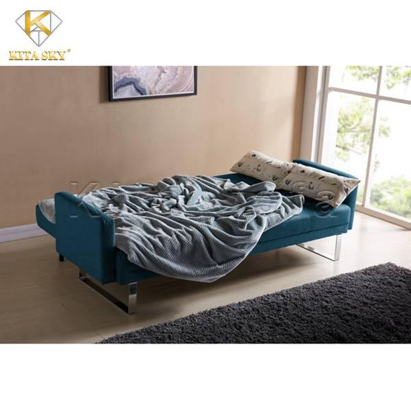 Ghế sofa kết hợp giường thiết kế 2 in 1 vô cùng tiện lợi
