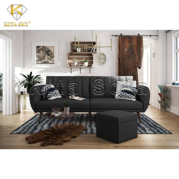 Sofa giường 2 trong 1 đang là món nội thất tiện nghi không thể thiếu trong cuộc sống ngày nay