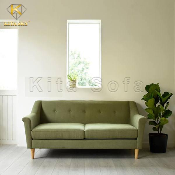 Mẫu sofa cho phòng khách Shorte – Sofa đơn giản cho không gian hẹp trở nên tinh tế hơn!