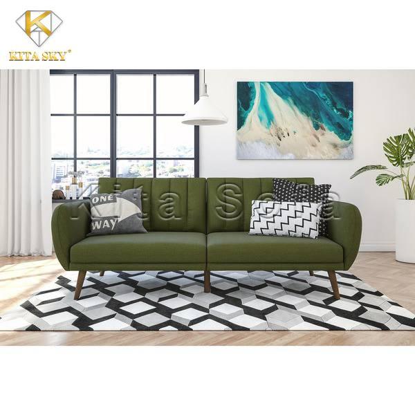 Nâng tầm thẩm mỹ với sofa giường giá rẻ cho không gian thêm tiện ích