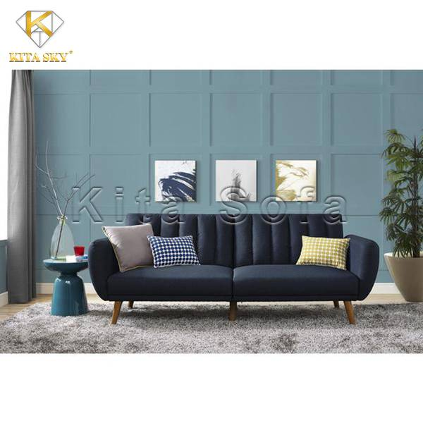 Sofa giường giá rẻ - điểm nhấn cho không gian thêm xinh đẹp