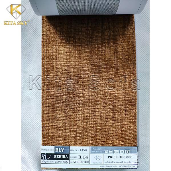 Mẫu vải sofa Behira cao cấp giá rẻ tại Kita