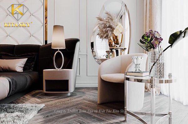 Kita Sofa, Kita Furniture, Tikita's House là những thương hiệu thuộc công ty Kita Sky.