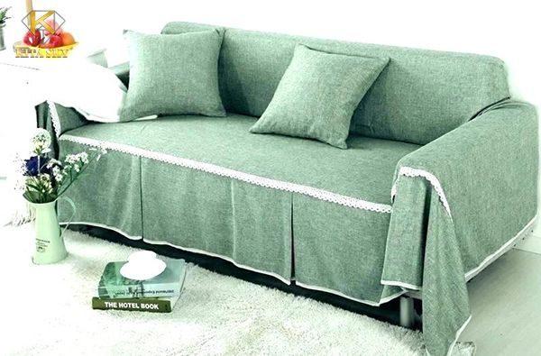 May áo bọc ghế sofa là cách bạn tạo ra một tấm phủ che chắn và bảo vệ ghế sofa tốt nhất