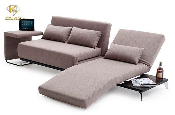 Bọc sofa giường tiết kiệm được nhiều chi phí hơn mua mới.