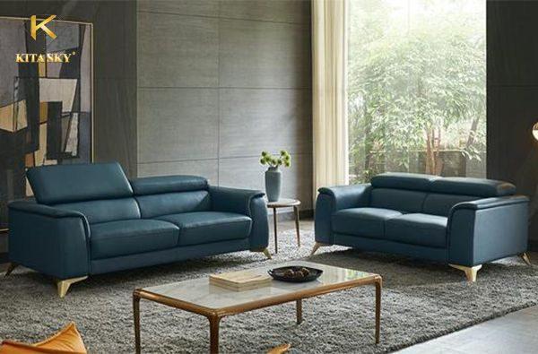 Bọc nệm simili giúp bộ sofa trông mới đẹp và sạch sẽ hơn