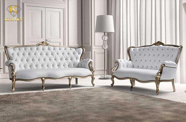 Nội thất Kita là công ty bọc ghế sofa cổ điển, tân cổ điển chất lượng và uy tín nhất thị trường hiện nay