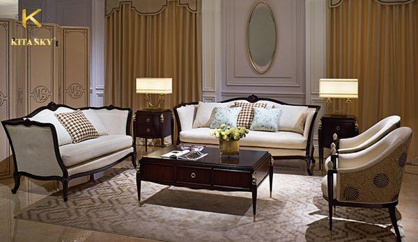 Kita là công ty bọc ghế sofa tân cổ điển nhanh chóng, chuyên nghiệp