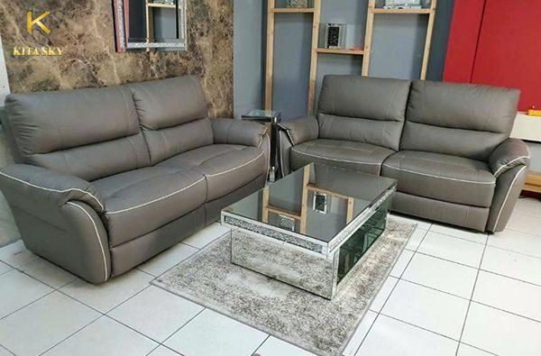 Thay bọc ghế sofa da tại nhà uy tín, giá rẻ tại xưởng là dịch vụ nổi bật nhất tại Kita Sofa