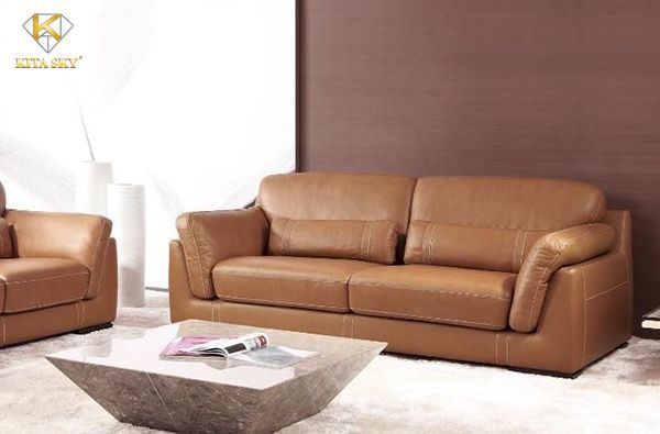 Thay bọc ghế sofa da thật là nhu cầu thiết yếu của những ai yêu thích chất liệu da bò thật mềm mịn, bền đẹp