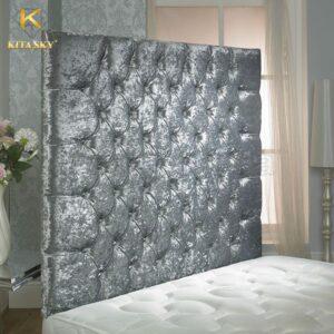 Vách bọc vải nỉ nhung, ốp tường vải bố đã và đang dần khẳng định chỗ đứng của mình trong thị trường nội thất Việt Nam